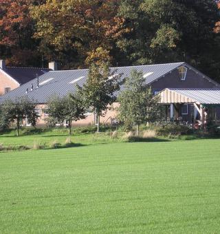 Groepsaccommodatie Huis in 't Veld