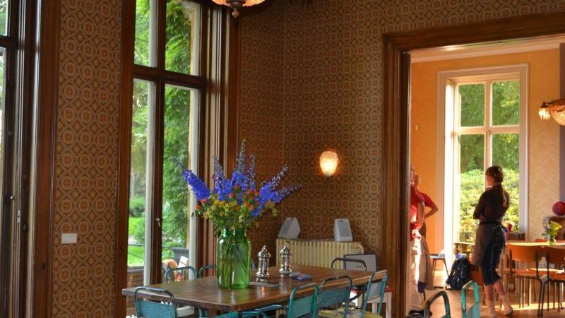 Hotel Gaia bij Nieuw Rande