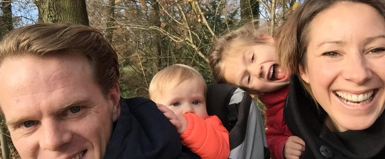 Met kids de natuur in