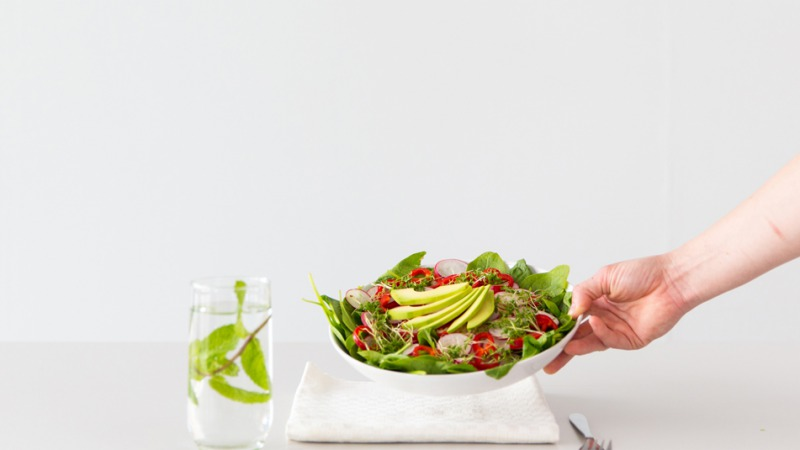 ETN saladebar