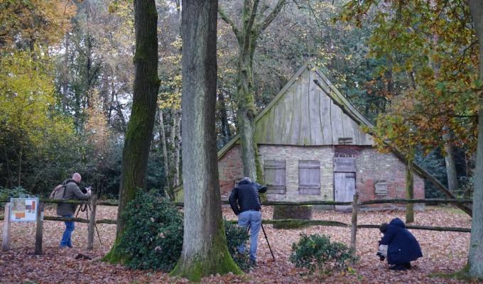 Natuur Instagrammer Eelco Roos op bezoek bij Vincent Croce in Twente