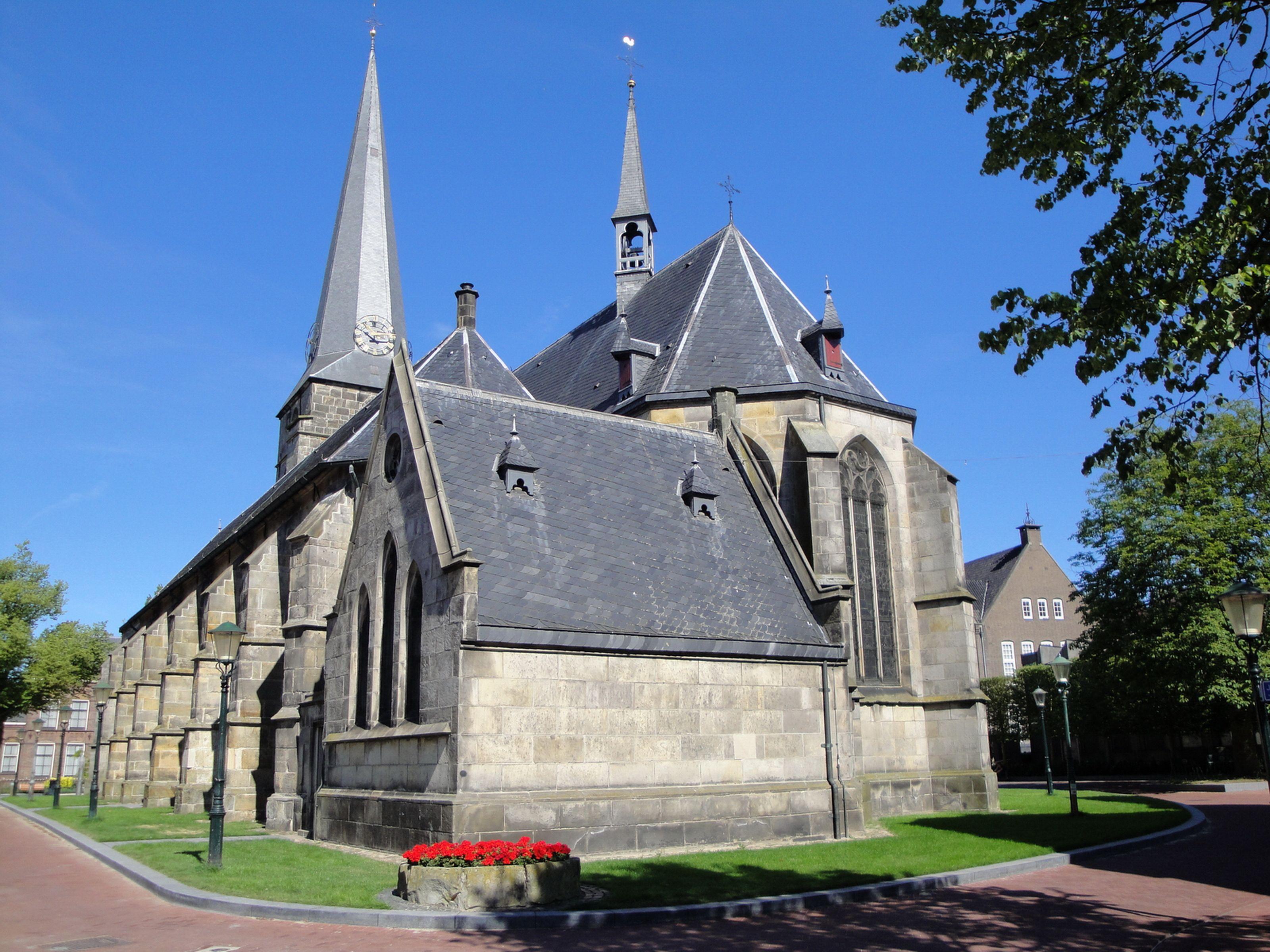 Openstelling Pancratiuskerk