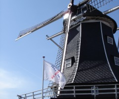 Openstelling windmolen De Korenbloem