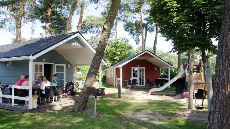 Camping en lodges de Molenhof