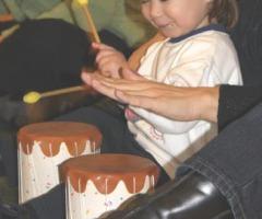 Cursus: Muziek op Schoot