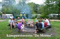 Groepsaccommodatie en Camping De Meene