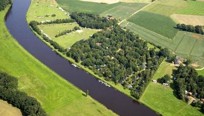 Luchtfoto Resort de Arendshorst