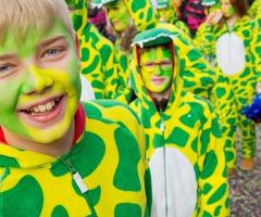 Kinder Carnaval buurse