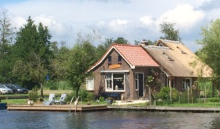 holidayhouse Geert en Iebeltien