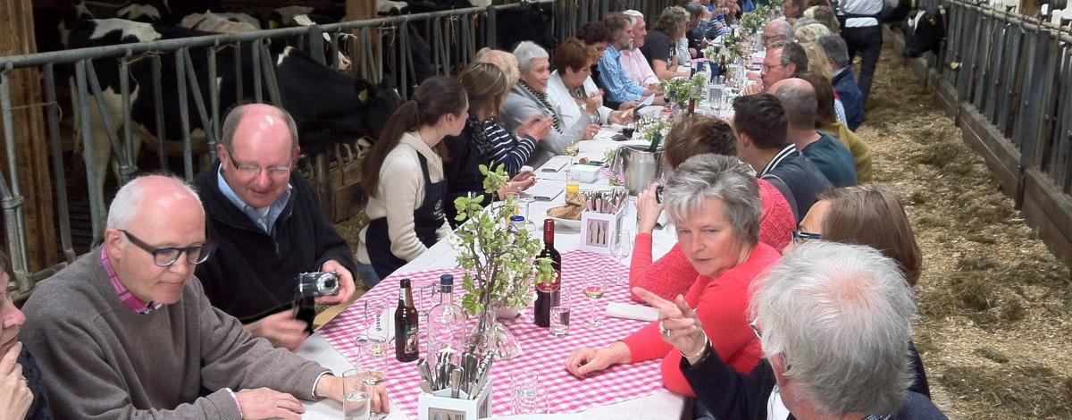 Verrukkelijk eten met groepen in het Vechtdal