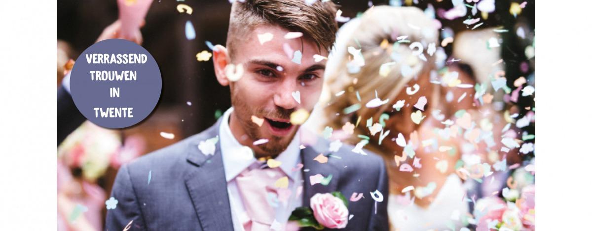 Verrassend trouwen