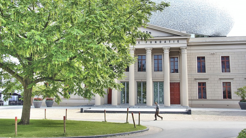 Van Museum de Fundatie naar Waanders in de Broeren