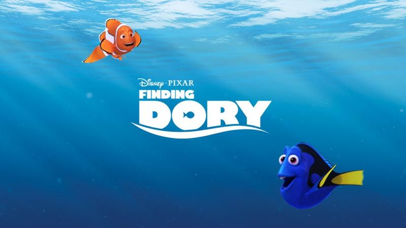 Filmmiddag Finding Dory