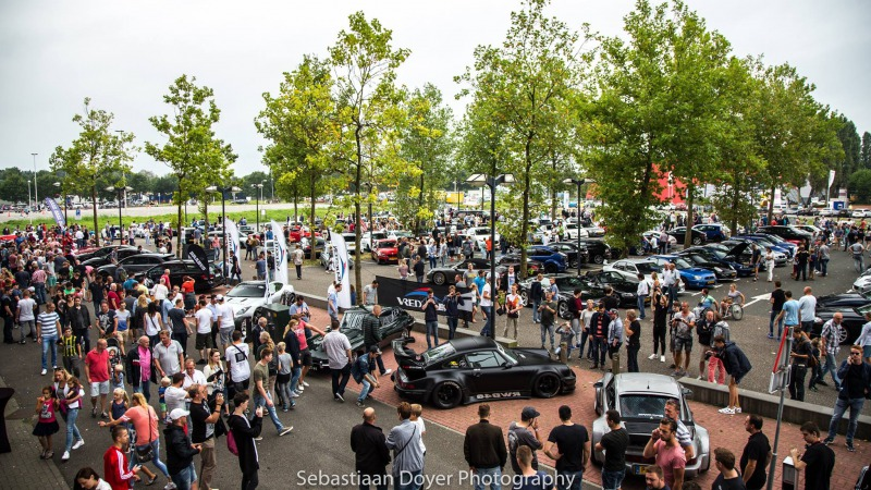 Cars and Coffee Twente