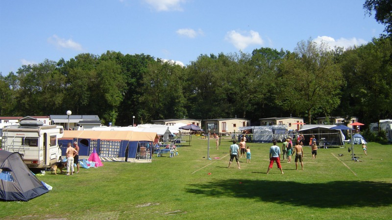Camping De Agnietenberg