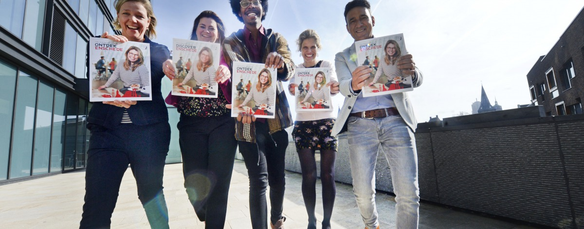 Enschede City Magazine
