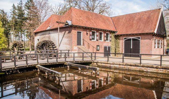 Tijdelijk gesloten: Rondleiding watermolen Singraven