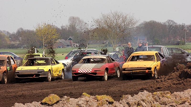 Autocross Daarle UITGESTELD