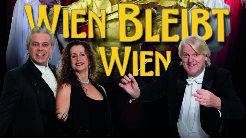 Wien bleibt Wien 'Gold und Silber'
