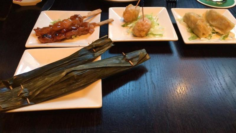 Chinees Modern Restaurant Taiwan