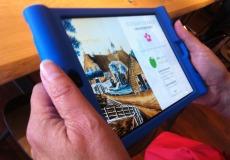"""iPad-game """"Tezz en de tijdgeest"""""""