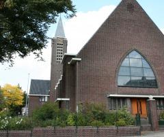 Kerstconcert Overdagkoor Enschede in de Hofkerk