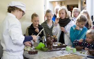 Chocoladefestival Hattem