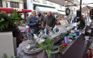 Weihnachtsmarkt in Hattem