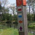 Schipbeekpad: Te voet langs stromend water