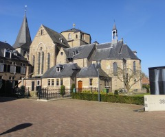 Guided tour and tower climb of the Sint Nicolaas church