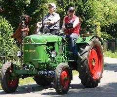 Tractor Toertocht