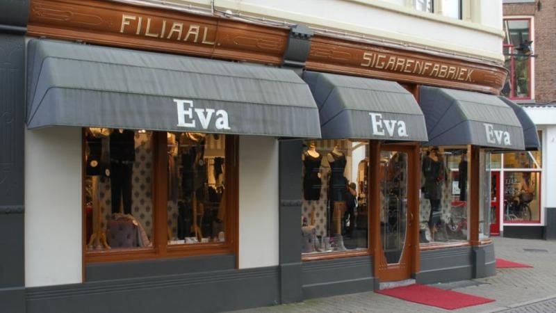 Eva First Woman