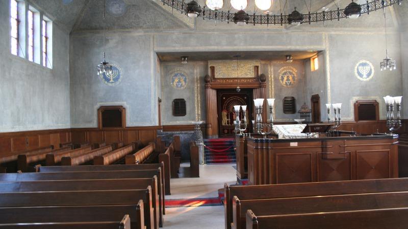 Instaprondleiding Synagoge