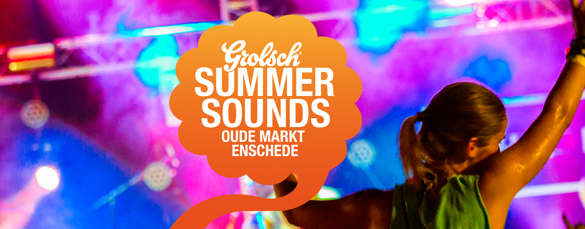 Grolsch Summer Sounds 2017