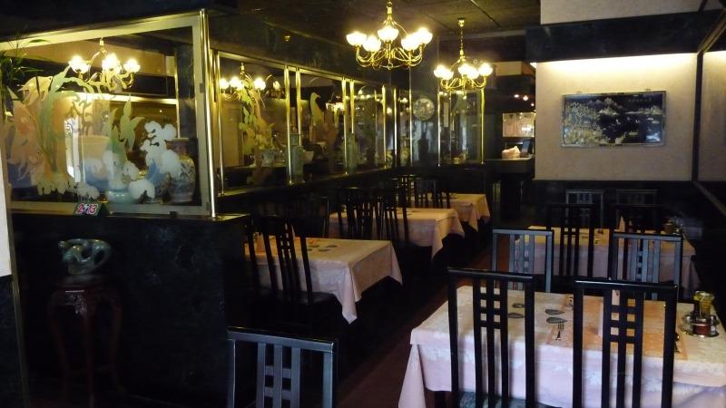 Chinees-Indisch Restaurant Hong Kong