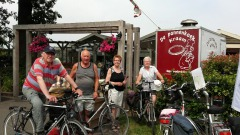 Fietsroutes Twenterand fiets 4 daagse 2017