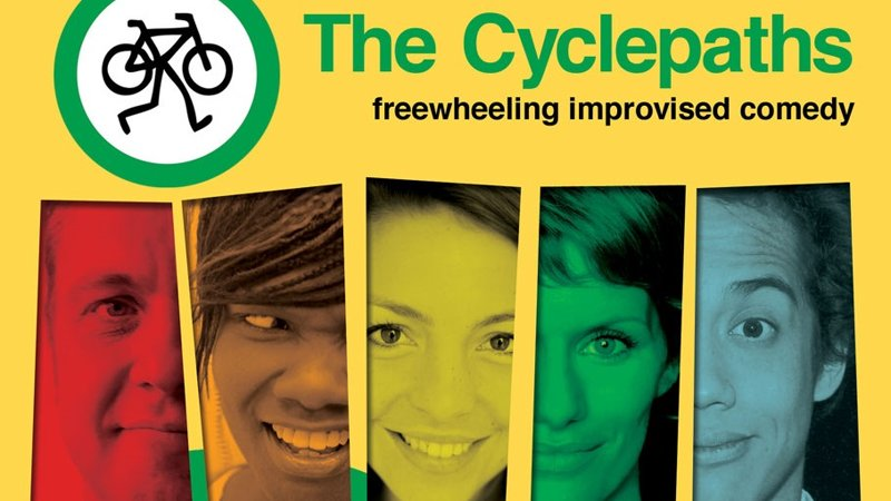 Freewheeling improvised comedy