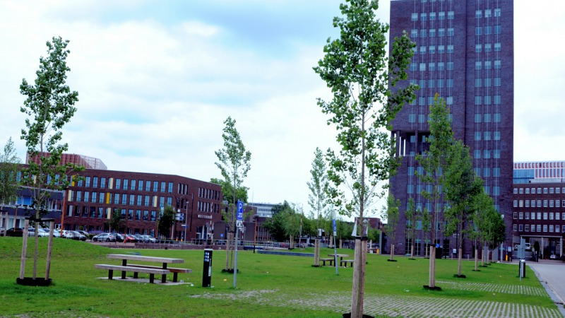 Camperplaats Centrum Almelo