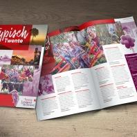 Ons eerste magazine 'Typisch Twente' is uit!